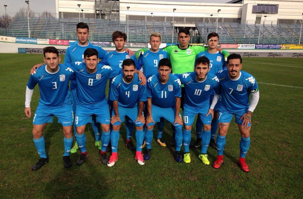 La B Italia rimonta la FNL Russia: a Pordenone è 2-2