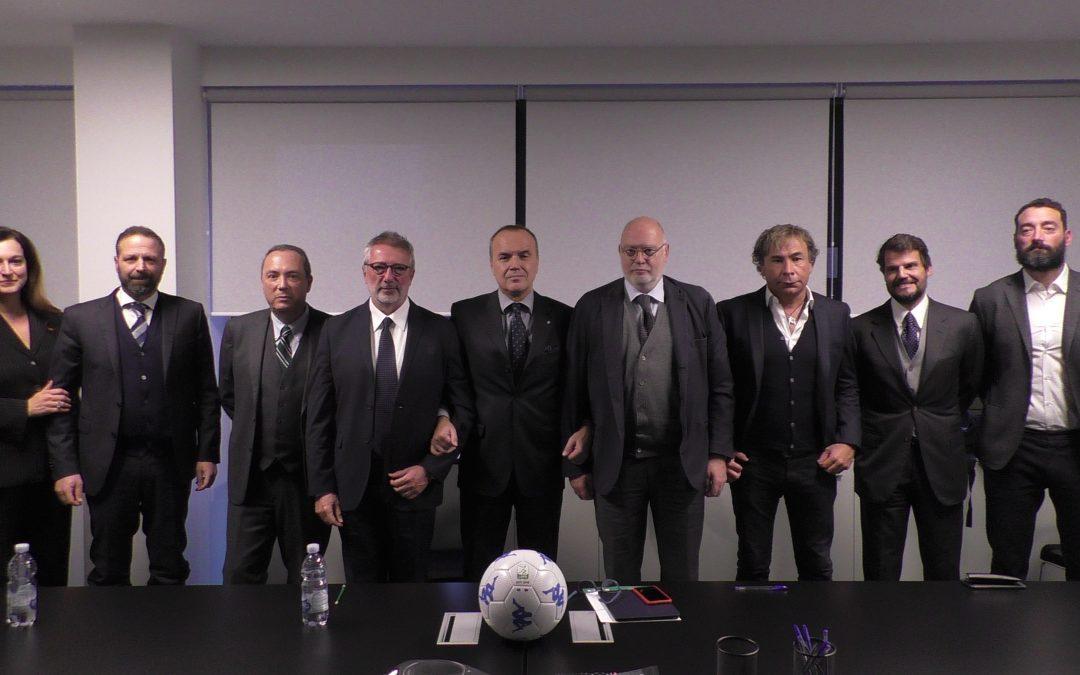 Presidente Santopadre nominato consigliere di Lega B