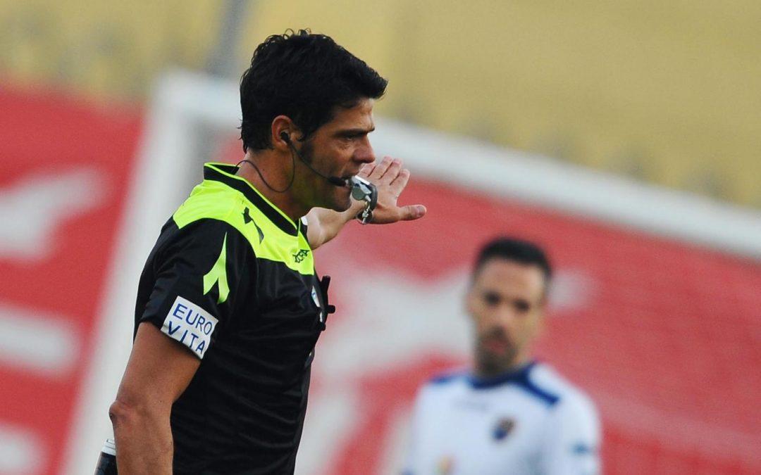 Udinese-Perugia, arbitra Nasca