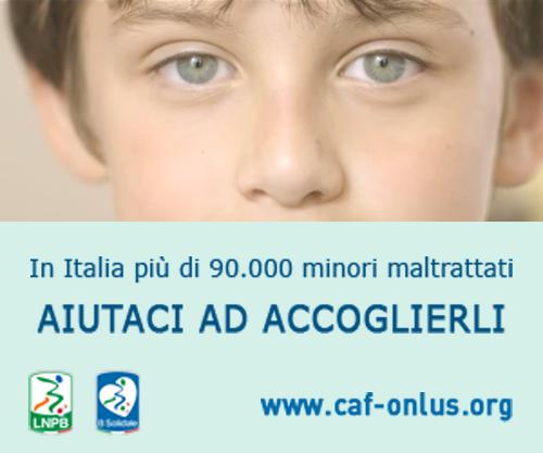 Lega B, B Solidale e Associazione CAF Onlus a tutela dei bambini