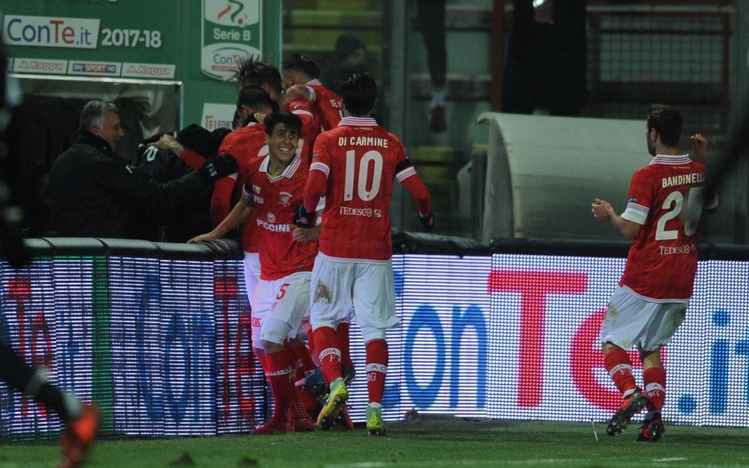 Perugia-Ascoli 1-0