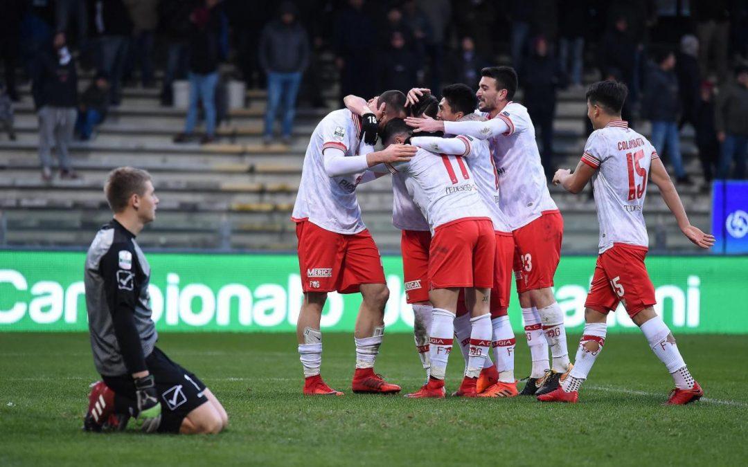 Salernitana-Perugia 1-1