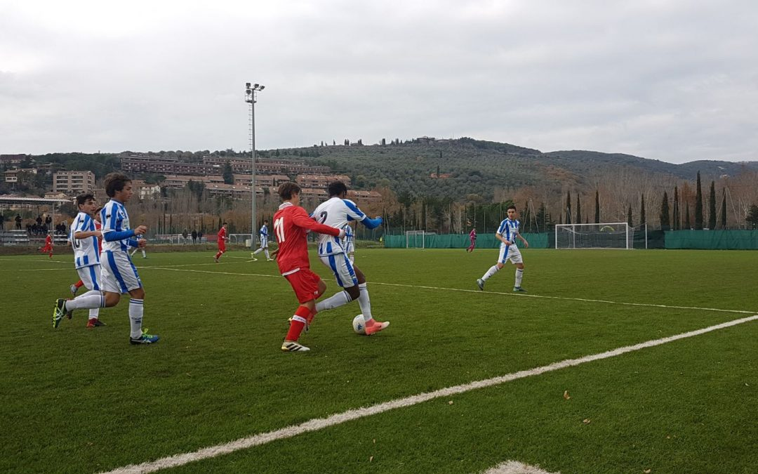 UNDER 15, PERUGIA-PESCARA 0-0