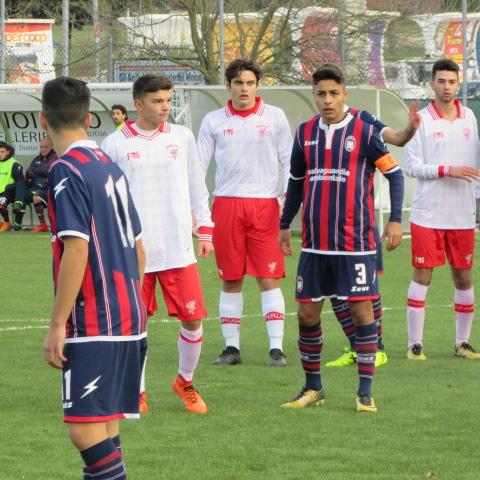 UNDER 17, PERUGIA-CROTONE 0-1