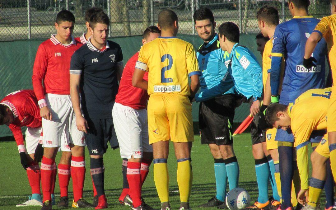 UNDER 17, PERUGIA-FROSINONE 1-2