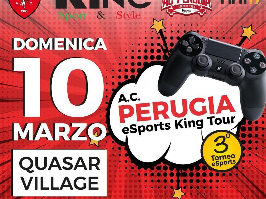 eSports King Tour, 3° appuntamento