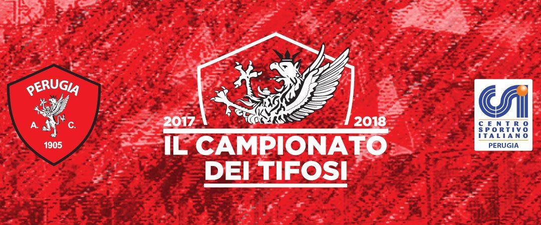 Campionato dei Tifosi, Ritrovo del Grifo al comando