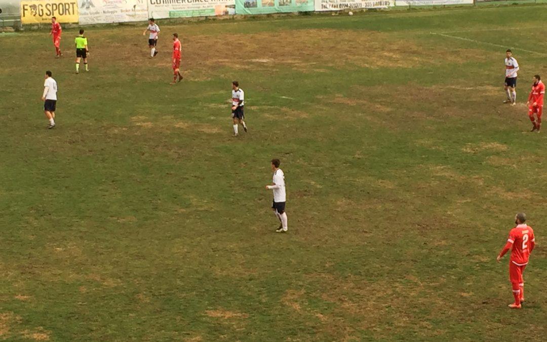 L'amichevole contro ASD Villalba termina 9-0