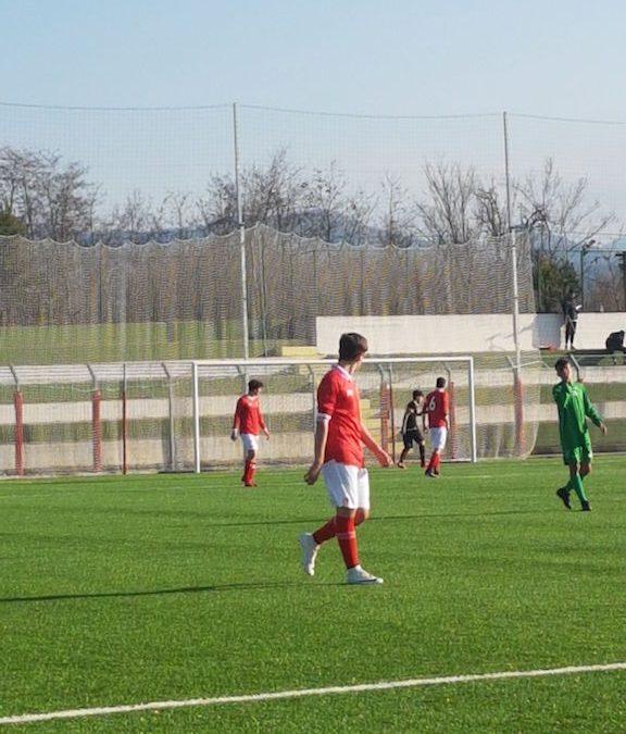 UNDER 15, AVELLINO-PERUGIA 4-0