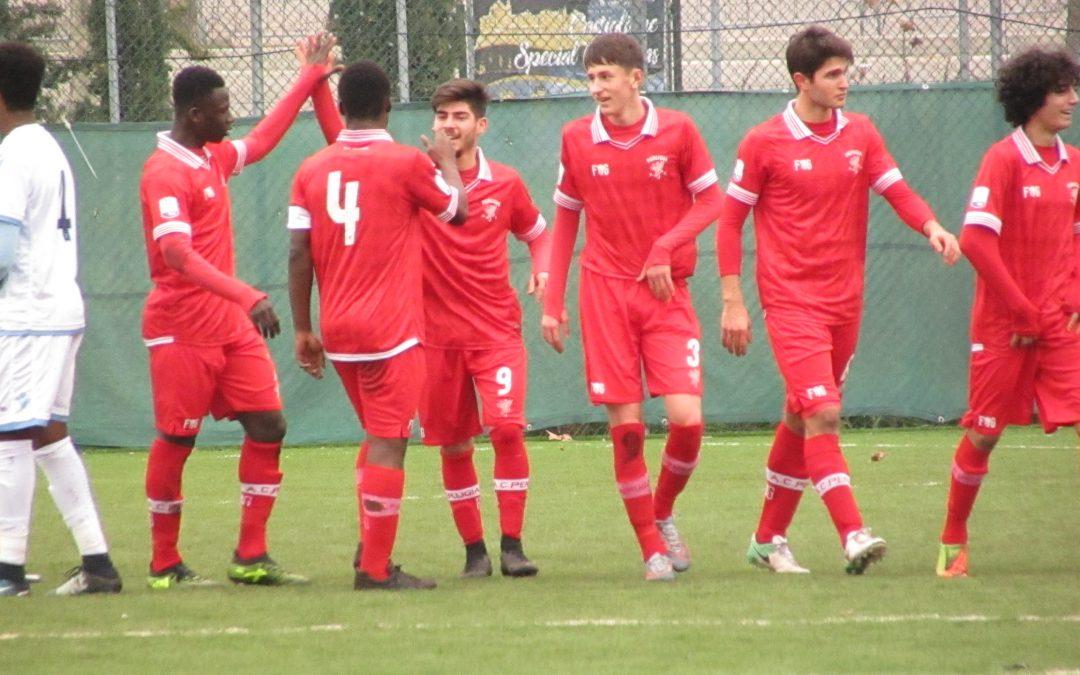PRIMAVERA, 1-1 L'AMICHEVOLE CON LA LAZIO