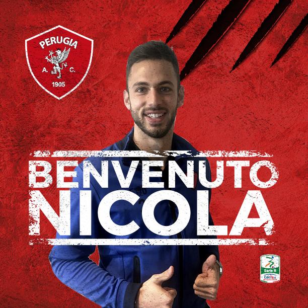 Benvenuto Nicola!