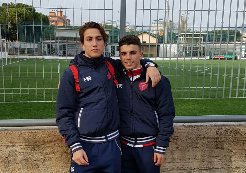 UNDER 16, PALERMO-PERUGIA 4-2
