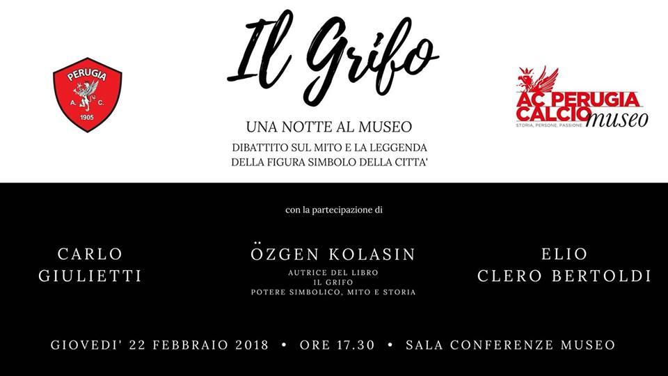 """""""Una notte al museo"""": Il Grifo"""