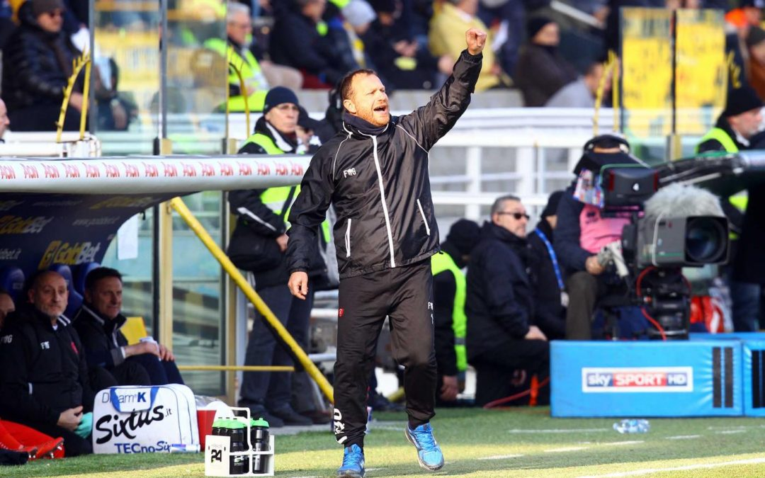 """Breda: """"Contro il Palermo con la massima concentrazione"""""""