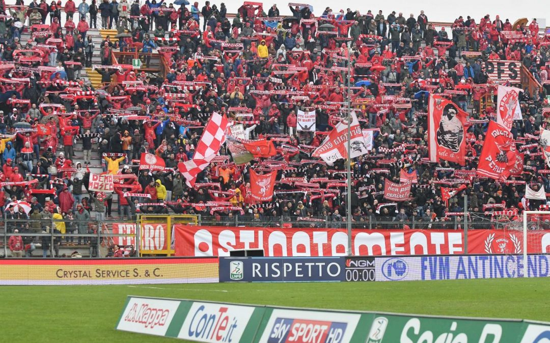 Perugia-Palermo 1-0