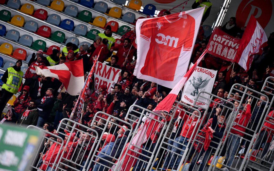 Frosinone-Perugia, info biglietti
