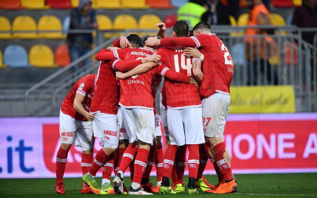 Frosinone-Perugia 1-3