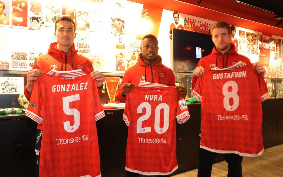 Gonzalez, Gustafson, Nura