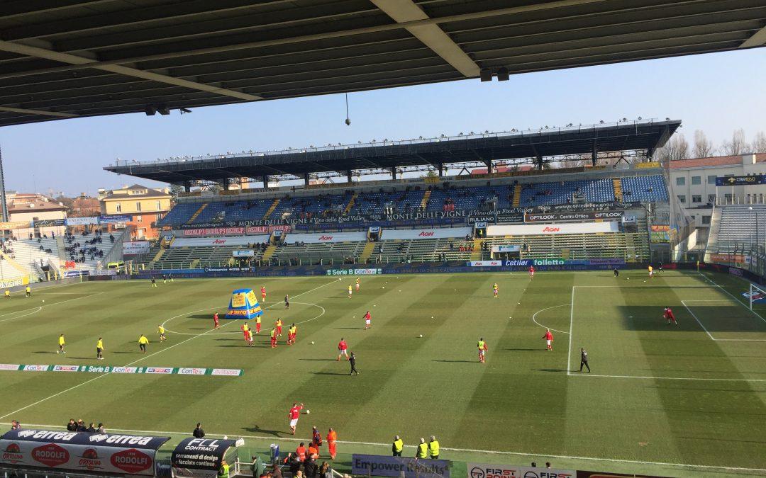 Parma-Perugia termina 1-1
