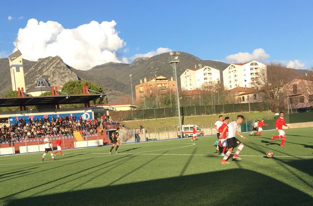 UNDER 17, TERNANA-PERUGIA 0-0