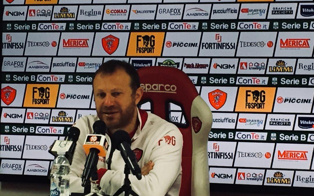 """Breda: """"A Frosinone per dare il massimo"""""""
