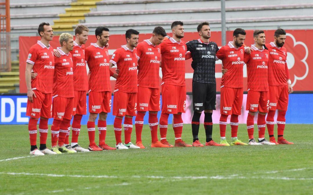 Perugia-Foggia 2-0