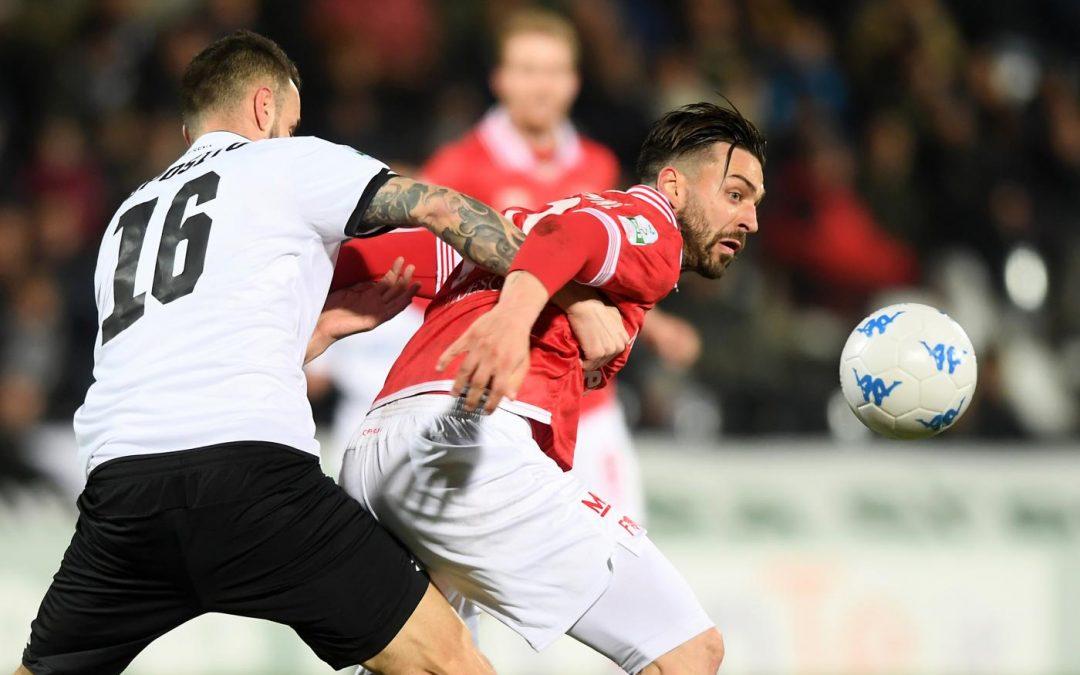 Cesena-Perugia 1-1