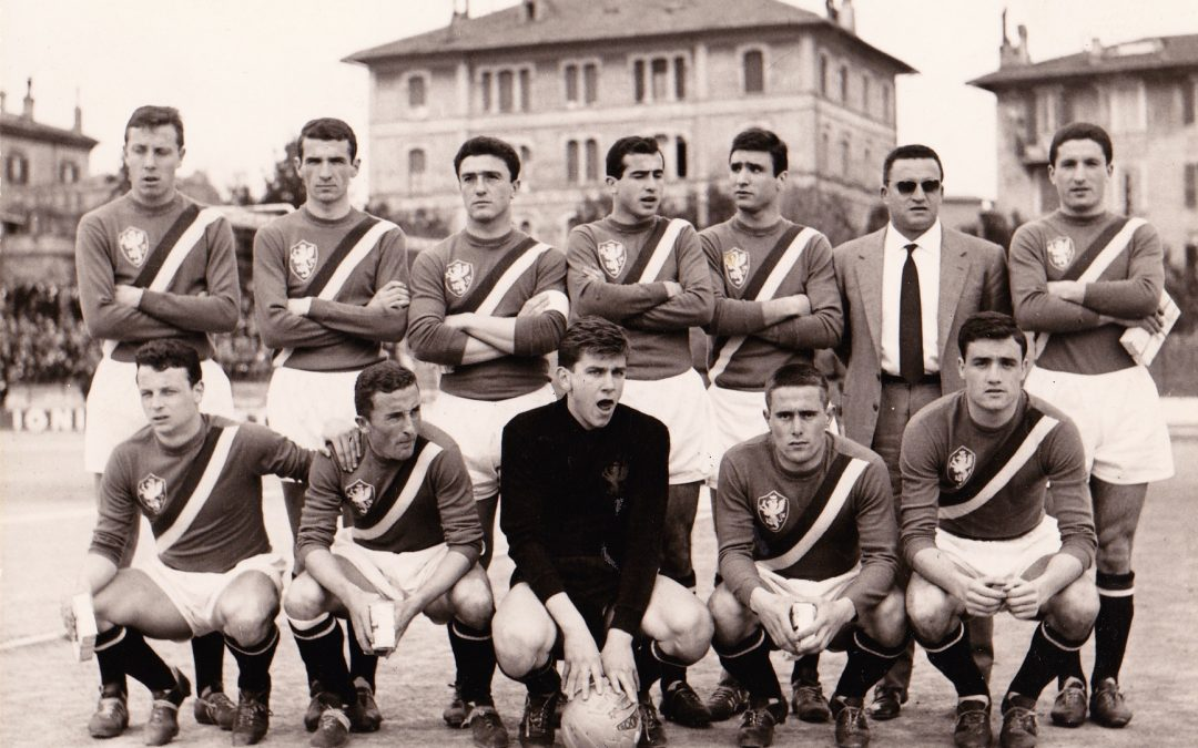 Perugia-Spezia, il primo match risale al '61-'62