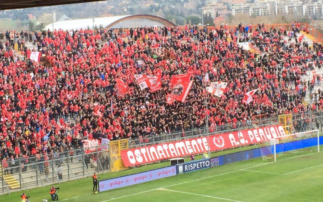 Perugia-Foggia termina 2-0