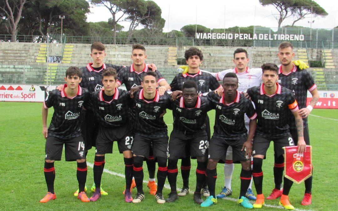 VIAREGGIO CUP, CINA-PERUGIA 0-0, BIANCOROSSI ELIMINATI