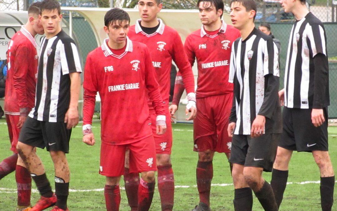UNDER 17, PERUGIA-ASCOLI 0-1