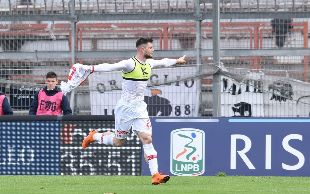 Perugia-Spezia termina 3-0