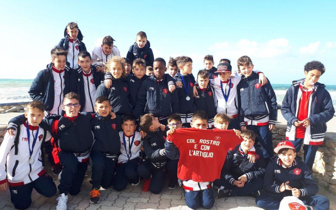 SICILY FOOTBALL CUP, 2° POSTO PER I 2006 E 2007