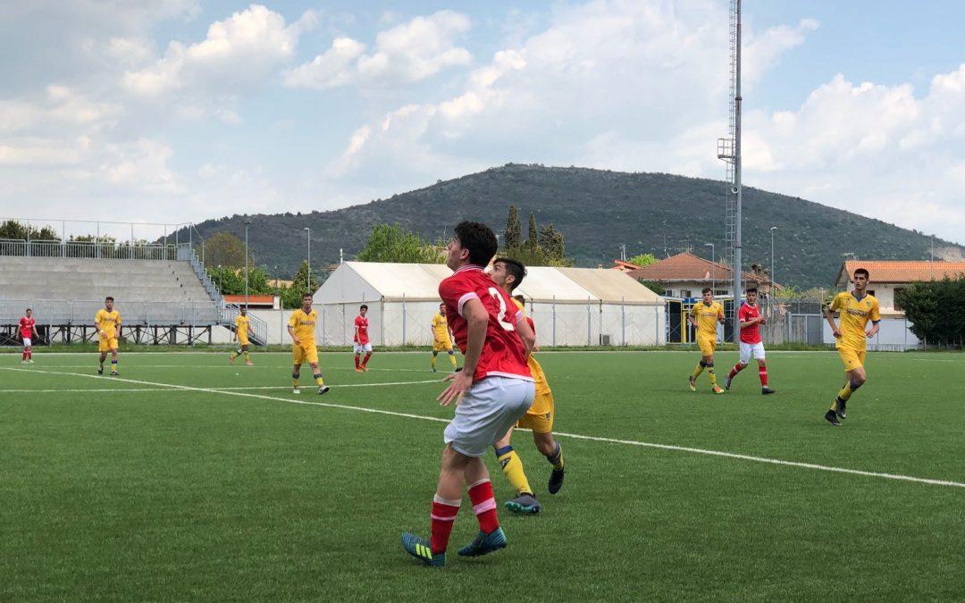 UNDER 17, FROSINONE-PERUGIA 0-0