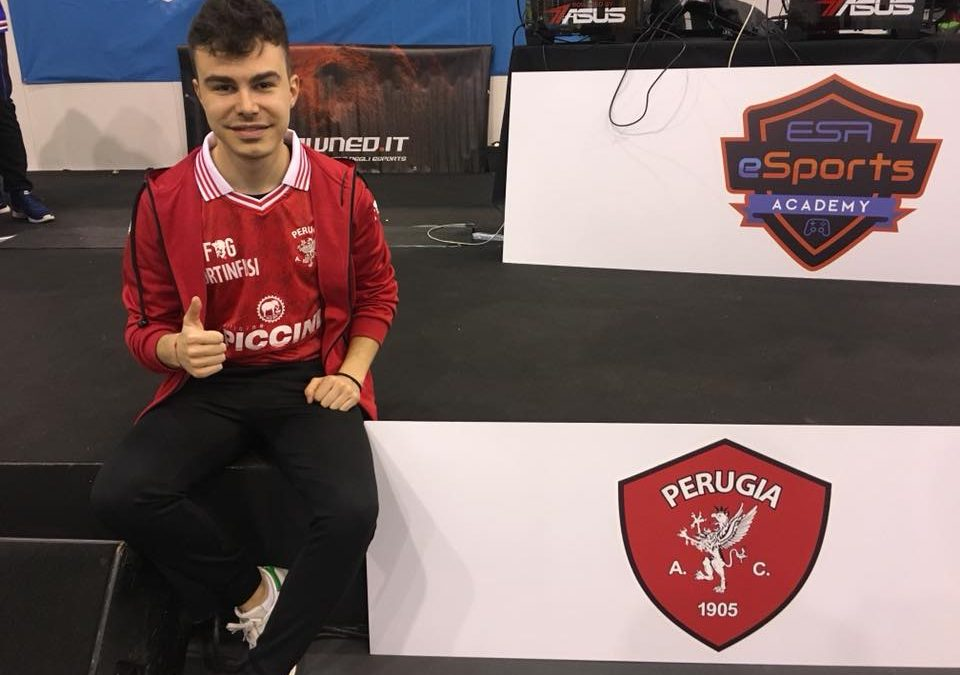 """eSports Academy Trophy: esordio per il nostro """"Ruggio"""""""