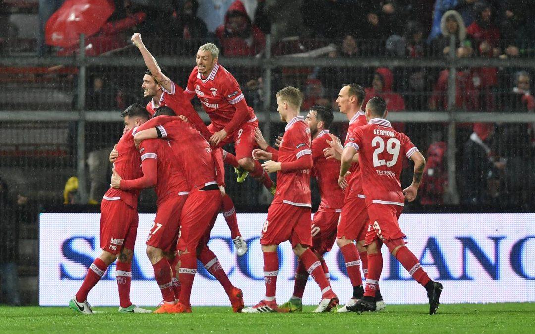 Perugia-Cremonese 1-0