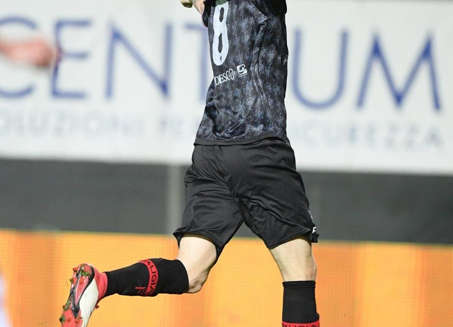 Carpi-Perugia 1-2