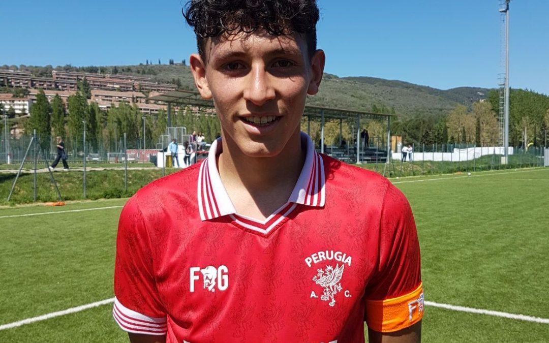 UNDER 15, PERUGIA-CROTONE 1-0