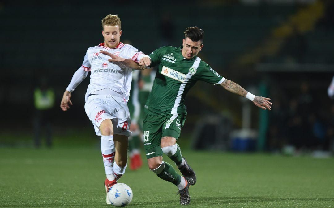 Avellino-Perugia termina 2-0