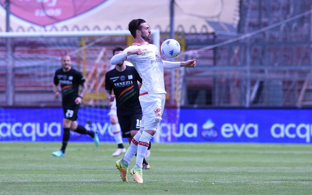 Perugia-Venezia termina 1-1