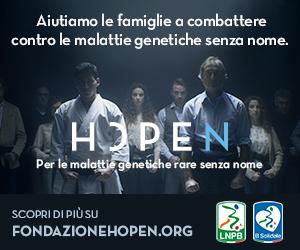 Lega B e B Solidale per la diversa abilità insieme alla Fondazione Hopen Onlus