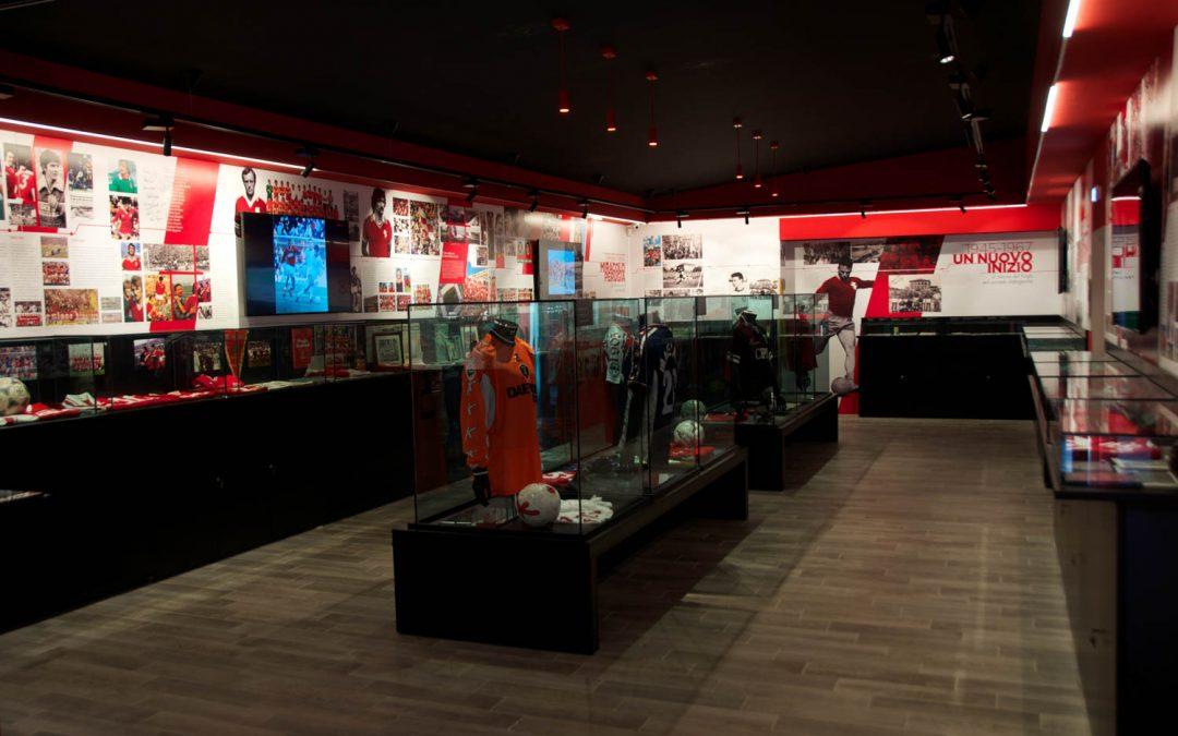La Federazione Musei del Calcio raccoglie l'adesione del Museo del Perugia
