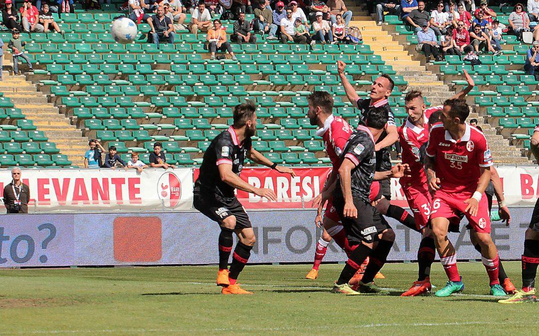 Bari-Perugia 3-1