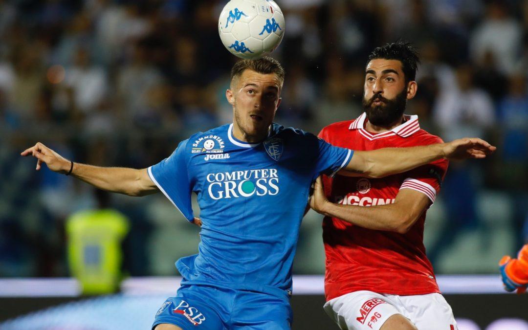 Empoli-Perugia termina 2-1