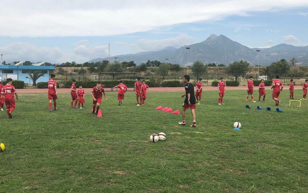 I Perugia Summer Camp della prossima settimana