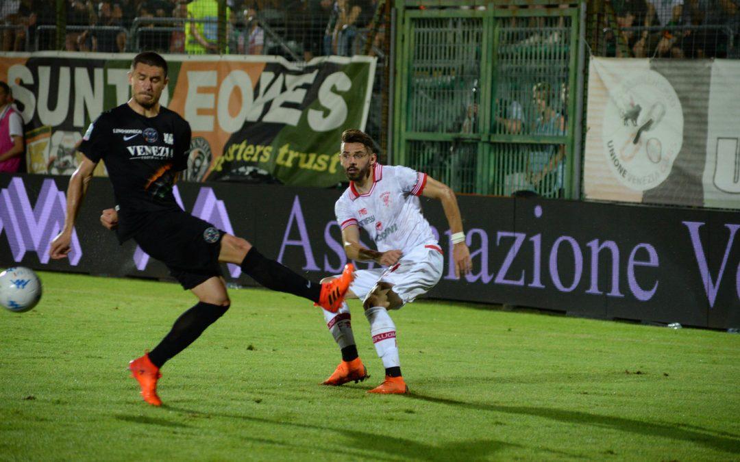 Venezia-Perugia 3-0