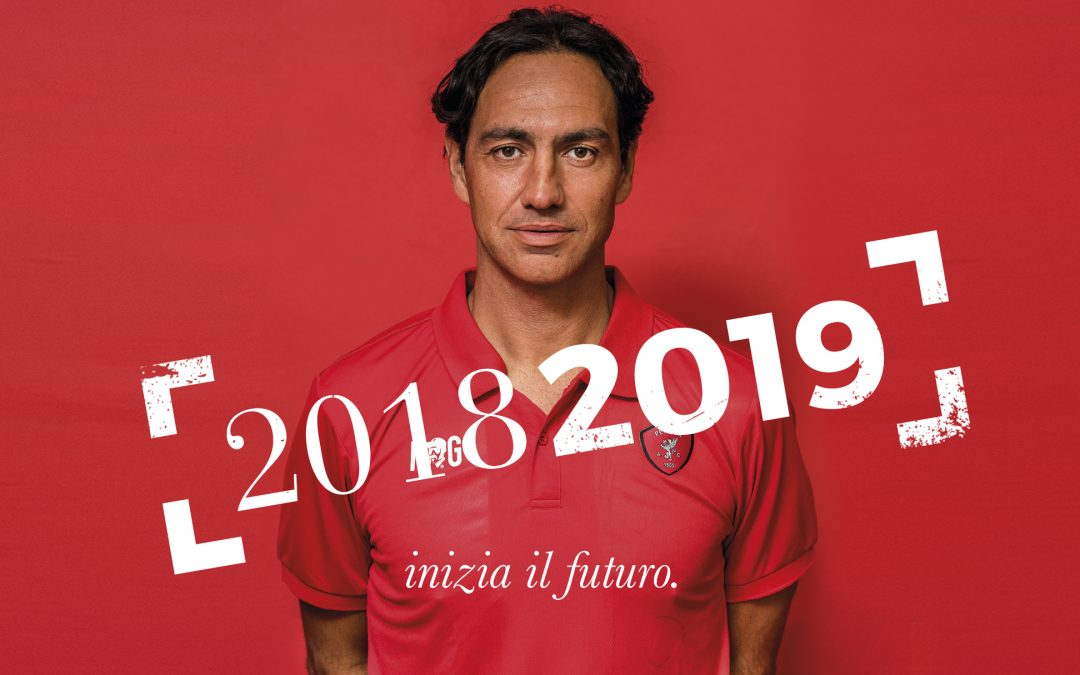 Mister Nesta responsabile tecnico prima squadra 2018/2019