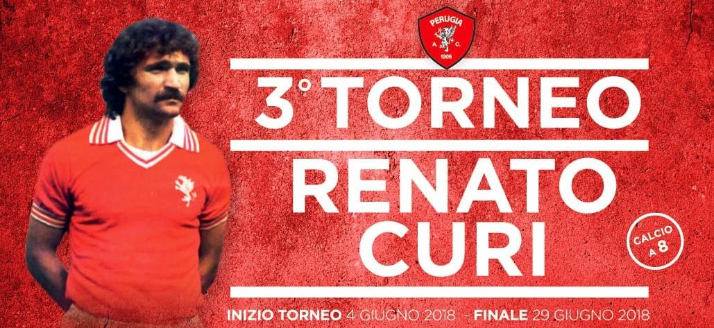 Torneo Renato Curi è subito competizione