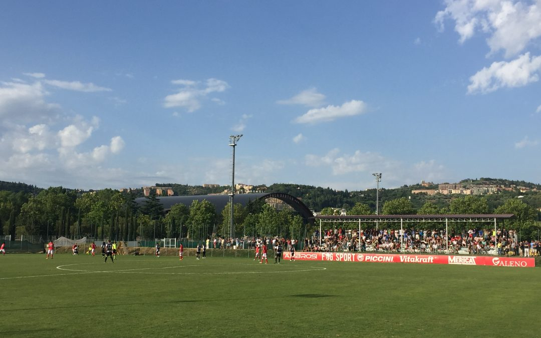 Amichevole Perugia-Universitatea Cluj 0-1