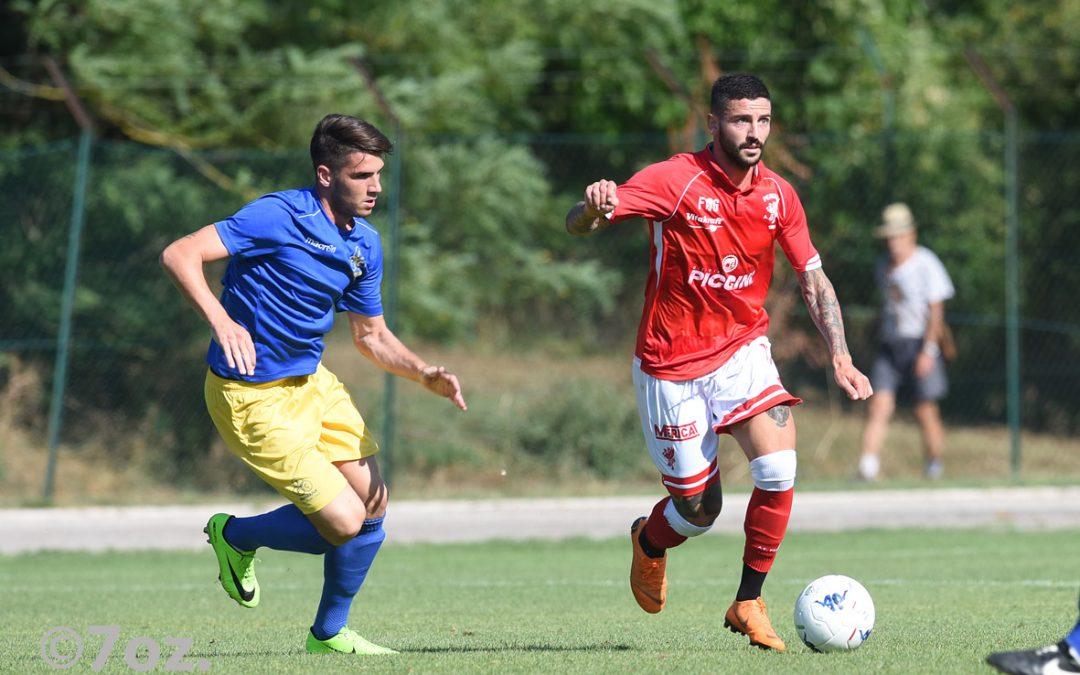 Perugia-Fermana termina 2-0